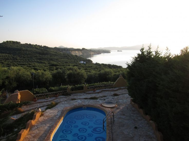 Holiday Villa in Zakinthos, Greece - Two Bedroom Houses With Private Pool & Garden in Zakinthos