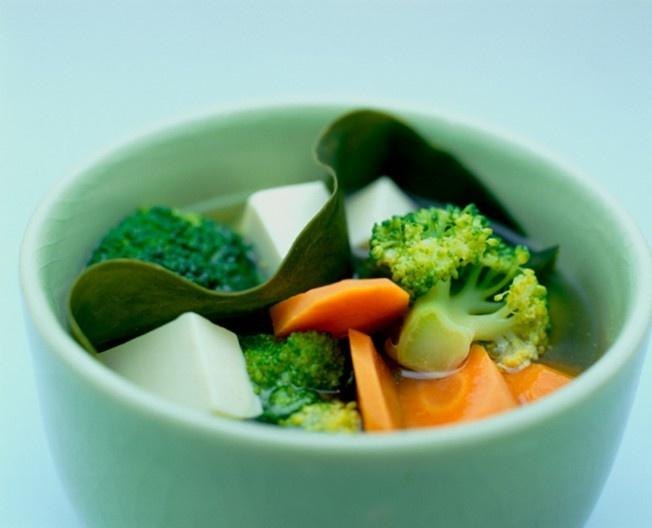 Vegetable Stock by Teresa Cutter