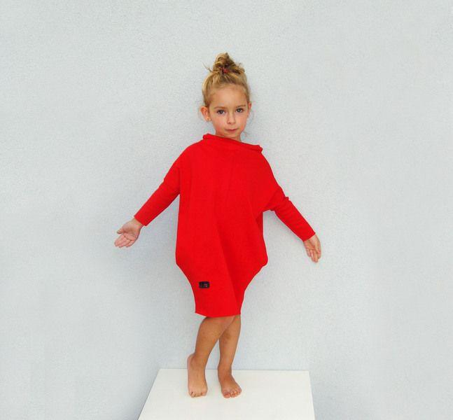 Oversize-Kleid mit Taschen von millupa auf DaWanda.com