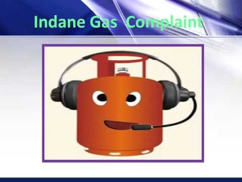 Indane Lpg Gas Refill Booking