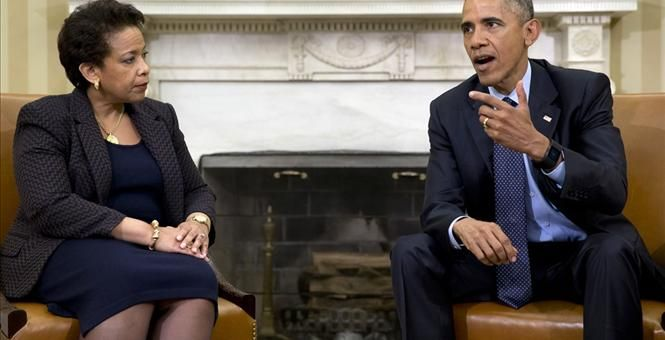 Obama Endorses Hillary, Immediately Meets With Attorney General Loretta Lynch, Coincidence?