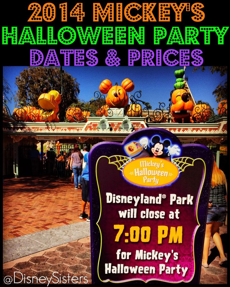 mickey's halloween party images