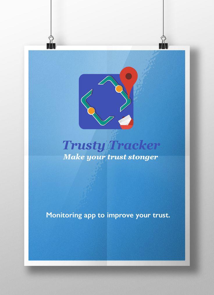 TrustyTracker - Make your trust stonger