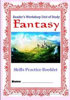 Fantasy Reader's Workshop Unit (Common Core Skill Development): Skills Practice, Practice Readers, Fantasy Reading, Language Art, Fantasy Readers, Reading United, Reading Skills, Readers Workshop, Writers Workshop