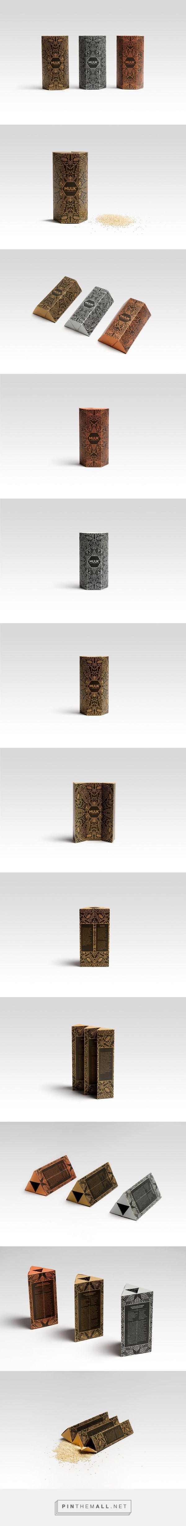 MUUK' – Inkafood Packaging by Yvonne Moser