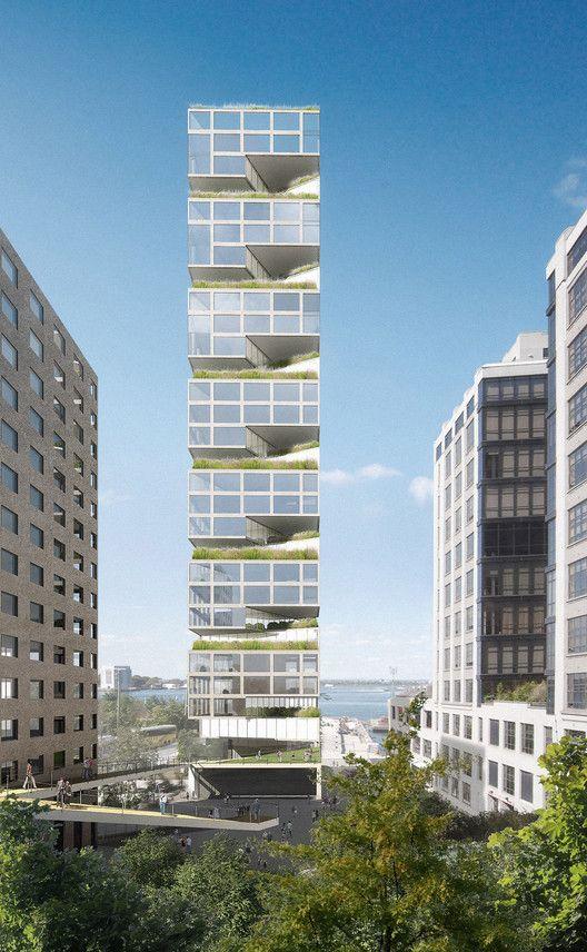 Brooklyn Bridge Park: O Que O Projeto De Ou0027Neill McVoy + NVDA Diz Sobre O  Estado Atual Da Arquitetura