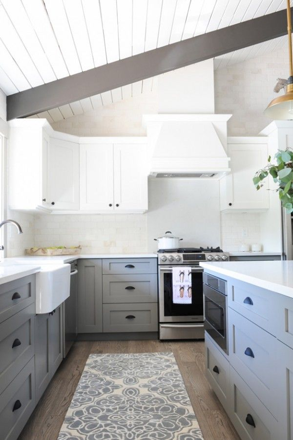 Best 25 kitchen runner ideas on pinterest gray and for Kitchen cabinets 63021