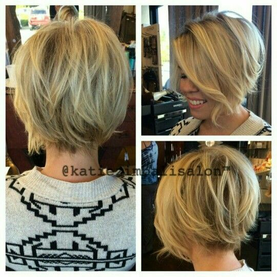 Textured. A-line. Bob. Triangular.