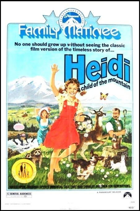 Heidi (1952; Released In 1975) Photo by rdimucci | Photobucket