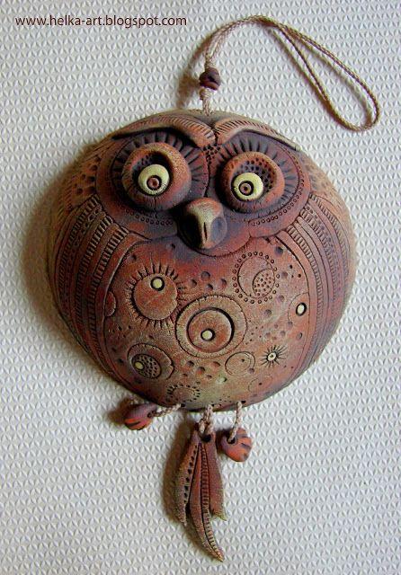 АРТ-КОПИЛКА от HELKI: Детская керамика not polymer but beautiful work