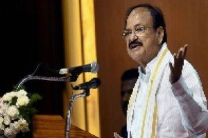 Vice President Venkaiah Naidu admits Linkage of Narmada and Sabarmati rivers benefitted farmers directly