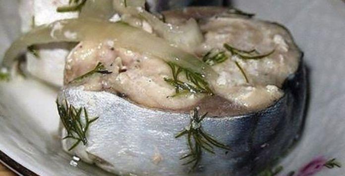 Сагудай из скумбрии — нежно-пряная закуска из рыбы, которая просто тает во рту! Оторваться очень сложно, а…