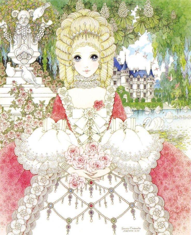 Cinderella by Macoto Takahashi