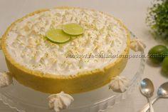 Torta de limão | Receitas e Temperos