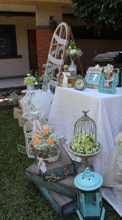Articulos vintage decoracion good decoracin de mesa for Articulos vintage decoracion