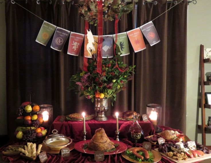 104 Best Game Of Thrones Decor Images On Pinterest | Play Rooms