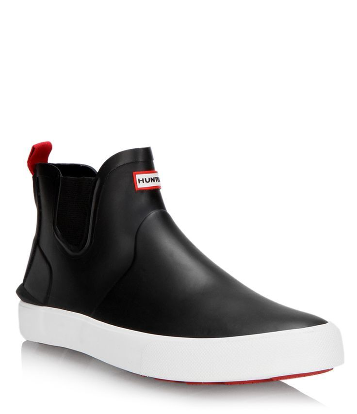 Are we in for a rainy season soon? Here's a waterproof rainboot shoes for men #mensshoes
