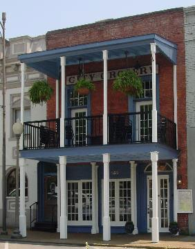 City Grocery Restaurant and Bar in Oxford, Mississippi