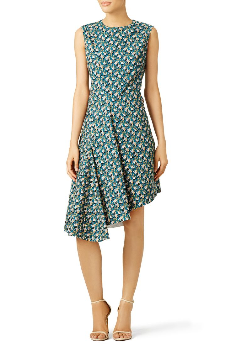 Rent Olive Branch Dress by Marni for $250 only at Rent the Runway.