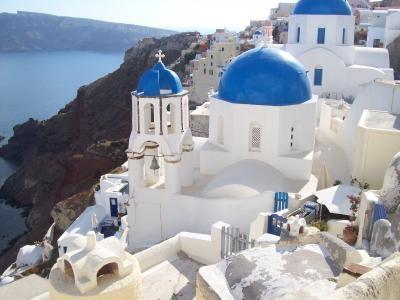 Fotografía: Monica Mirande- Turquía,Grecia Y Crucero- Santorini