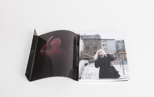 A first book by a Venezuelan photographer Italo Morales who one day found himself in Sarajevo, the capital city of Bosnia and Herzegovina. He spent the next two years regularly visiting the country, meeting people, learning, asking questions and photographing. The result is a wonderful book, Overnight Generation.