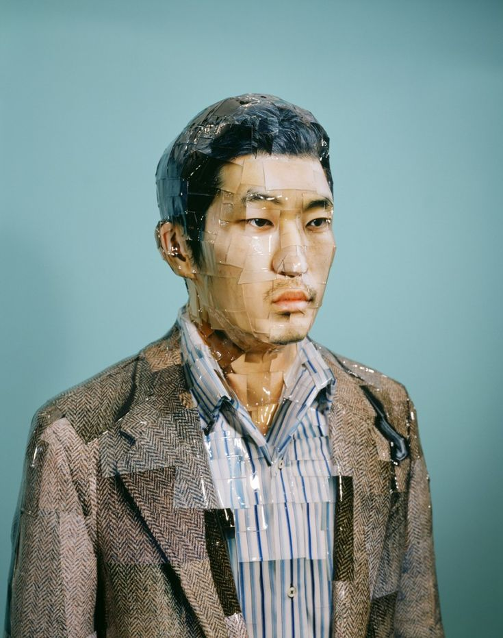 Cheonan10 by Osang Gwon, photo sculpture