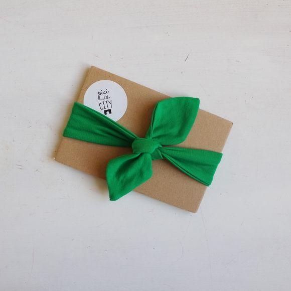 tűlevél zöld fejpánt