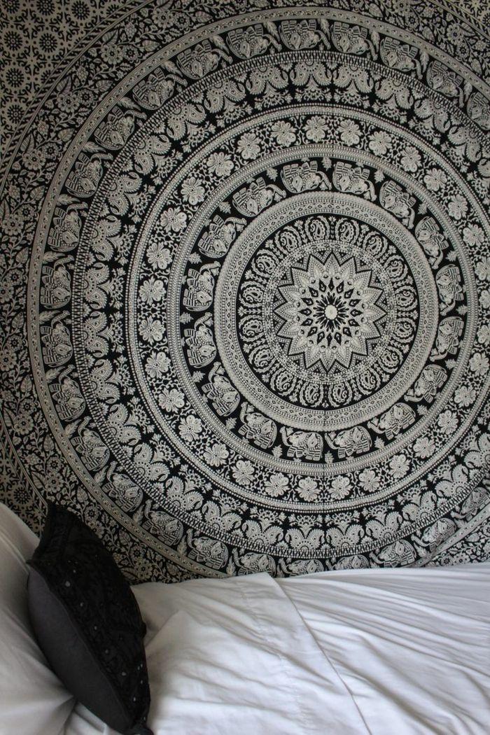 Tapete weiß schwarz  Die besten 25+ Tapete schwarz weiß Ideen auf Pinterest | schwarze ...