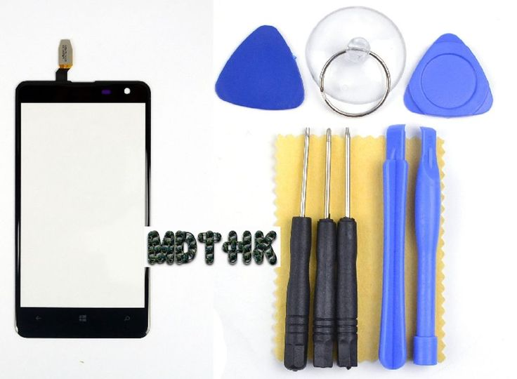 New Touch Screen Digitizer Glass For Nokia Lumia 625 + Tools