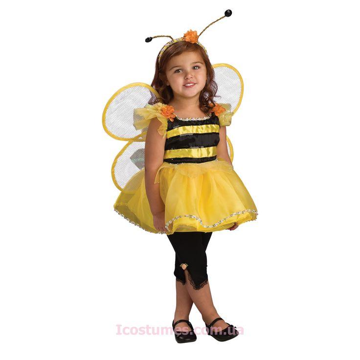 Детские костюмы :: Костюмы для девочек :: Костюм Маленькая пчёлка для детей