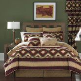 Found it at Wayfair - Navajo Comforter Set