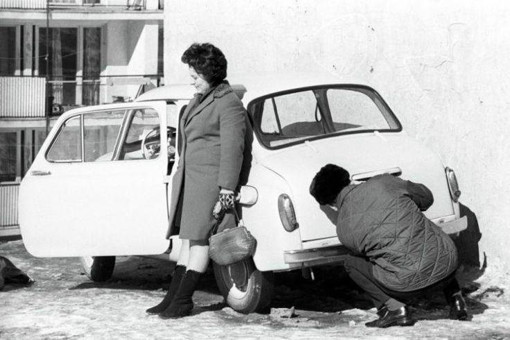 Как покупали автомобили в стране Советов
