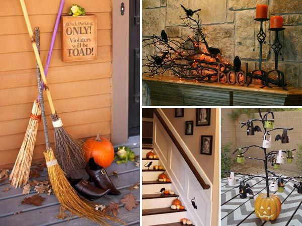 36 spooky DIY decorations to help you to make your home look scary and funny. Continue reading for getting more inspirations.