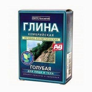 Gótka bloguje: Zielona glinka kambryjska firmy Fitokosmetik - Rec...