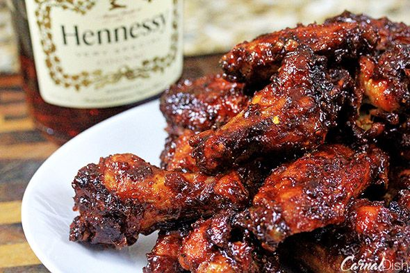 How to make Hennessy BBQ Sauce with lots of delicious orange flavor, spice and kick. Goes perfectly with wings, ribs, and many more.