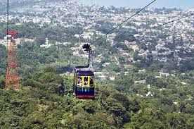 Dominican Statue becomes sister to Brazil's famous Statue of Jesus ... authorities built the now famous cable car, which takes visitors all the way up to the statue.  Puerto Plata.