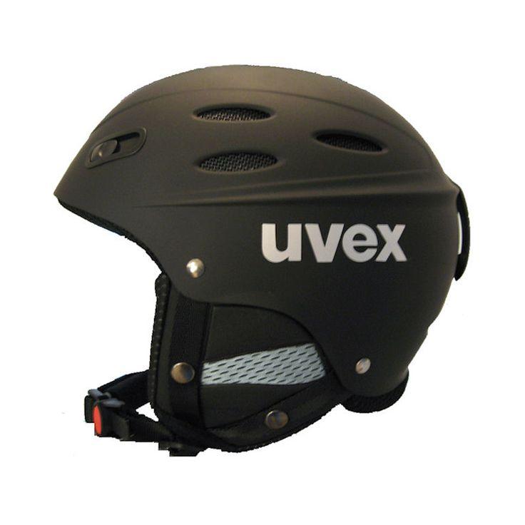 Uvex F-Ride IAS Skihelm Unisex  Description: Met deze kwalitatieve Uvex F-ride skihelm kun je veilig de piste af en heeft een perfecte prijs-kwaliteit verhouding! Dankzij de In-mold helmconstructie is de skihelm zeer licht en sterk. Doordat de helm verstelbaar is zal die comfortabel aanvoelen. De ventilatieopeningen zijn regelbaar en zorgen voor een prima doorluchting. De voering van de Uvex F-ride is uitneembaar en makkelijk schoon te maken en met de afneembare oorwarmers pas je de helm aan…