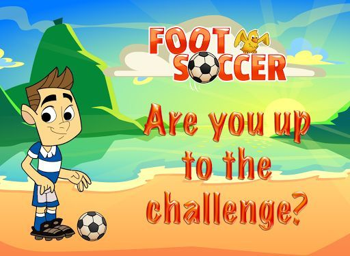 Get ready to the 2014 World Cup™ in Brazil with Foot Soccer - the fun and addictive keepy uppy / kick ups game for you mobile device!<p><br>Foot Soccer is fun, addictive and challenging - you may have played the classic game of keepy uppy / kick ups  with your feet... but have you ever played it with your fingertips? Foot Soccer is crazy and epic - keep juggling the ball with your feet and avoid clueless birds - how long can you keep it up?<p><br>THE CLASSIC KEEPY UPPY GAME, IN YOUR…