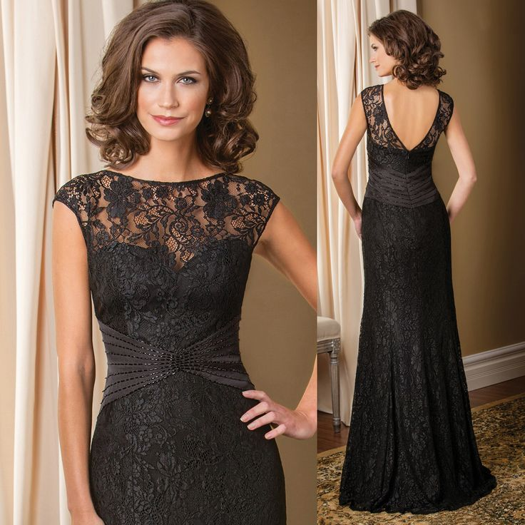 Find More Mother of the Bride Dresses Information about Vintage Black Groom Mother of the Bride Lace Dresses Long Evening Gowns 2015 Floor Length Beads Vestido Mae Da Noiva M2195,High Quality dress massage,China dress clubbing Suppliers, Cheap dress swimwear from Magical Dress Store on Aliexpress.com