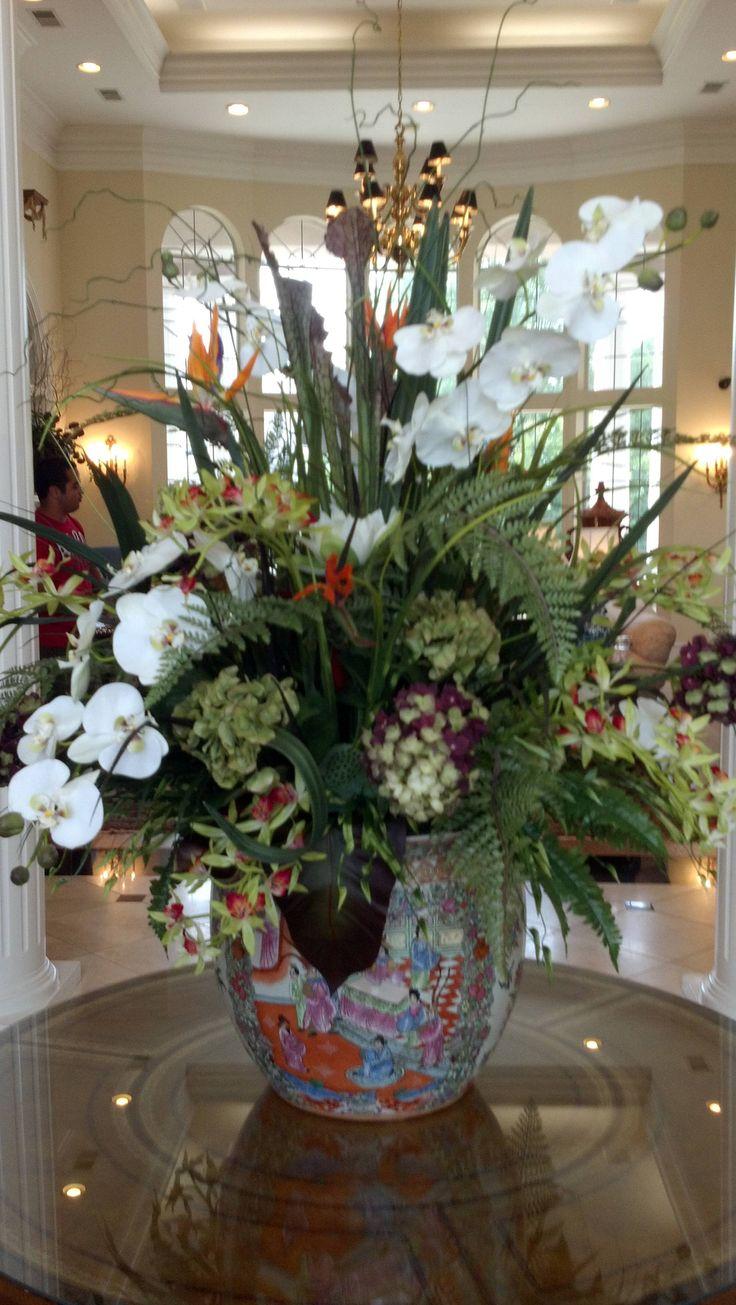 128 best silk flowers images on pinterest silk flowers silk big and bold silk flower arrangements dhlflorist Image collections