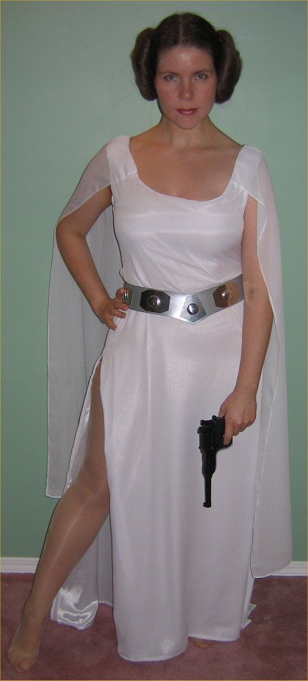 Princess Leia Endor Dress Princess leia  poster  gown  sc 1 st  Pinterest & 37 best Paige braids images on Pinterest | Carnivals Costume ideas ...