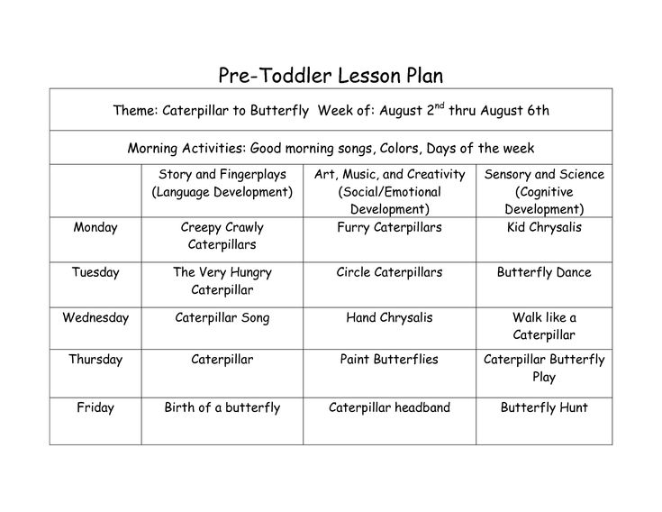 Sample Printable Lesson Plan Template  NodeResumeTemplate