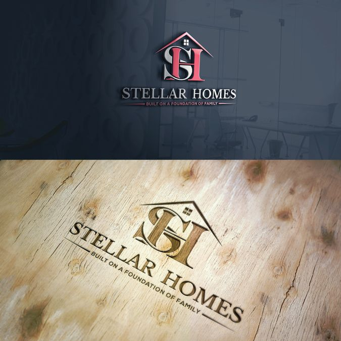 929 best logo images on pinterest logo designing a logo and create a logo and website that will convey a new era of homebuilding by simple designs reheart Image collections