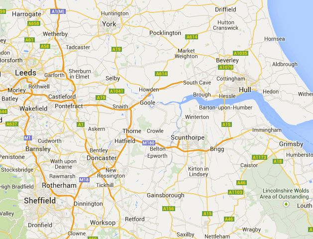 New homes for sale in Yorkshire and Humberside