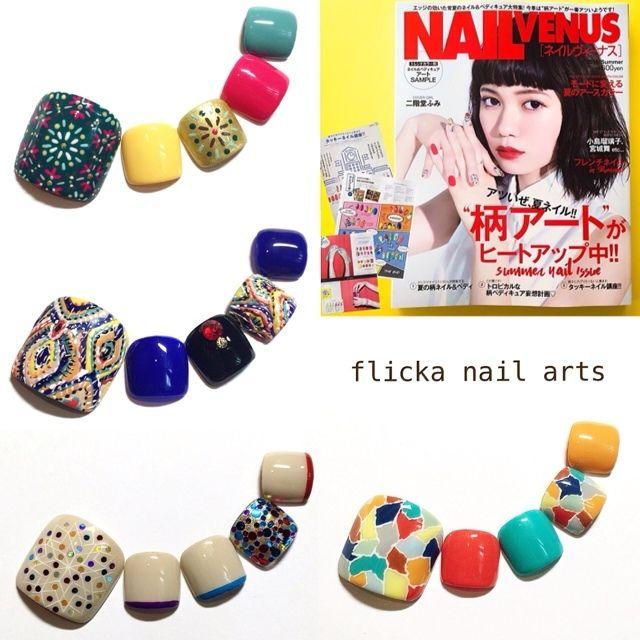 ネイル 画像 flicka nail arts 1556181