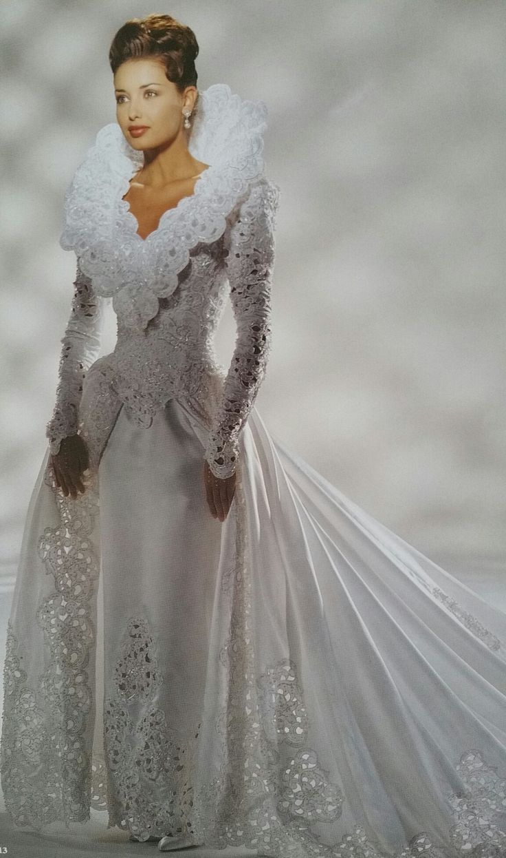 201 best images about 1990's wedding gowns & dresses on ...