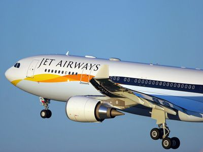 Jet Airways. Airlines operating flights into Doha, Qatar (DOH)