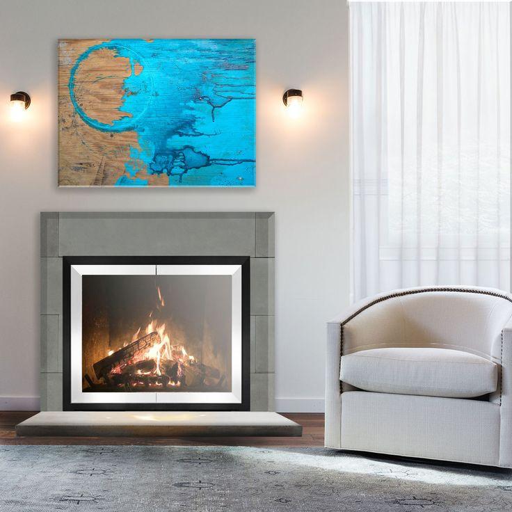 Best 25 Fireplace Doors Ideas On Pinterest Fireplace