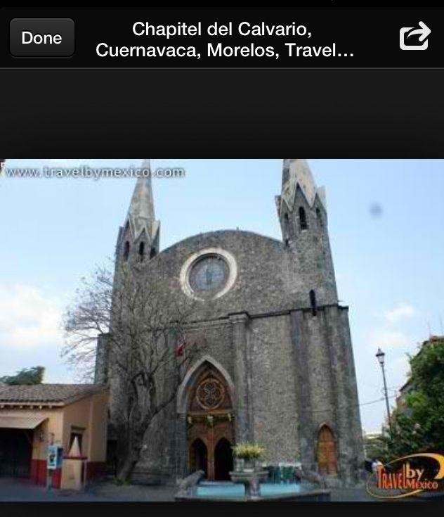 Cuernavaca church