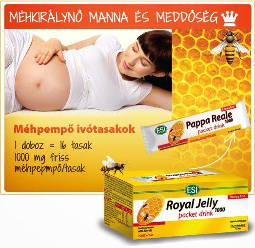 A méhpempő a méhek legértékesebb terméke, mellyel a méhkirálynőt táplálják, hogy hosszú életű, erős és egészséges legyen. A méhpempő az emberi szervezetre is ugyanilyen hatással van.